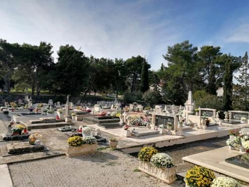 Ilustrativna fotografija groblja